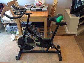 PowerTech S1000 racing exercise bike