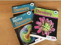 AS and A2 Chemistry Text and A2 Revision Guide