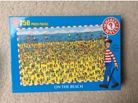 Where's Wally 250 Piece Jigsaw Puzzle