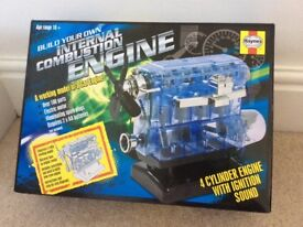 Model build your own engine