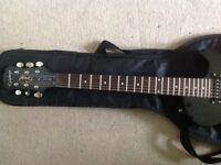 Les Paul Epiphone Special II Sunburst Very Good Condition with Frontman 10G Amp and Travel Bag