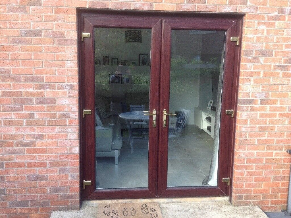 Upvc Patiofrench Doors For Sale In Bangor County Down Gumtree