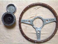 "14"" MOTO-LITA Steering Wheel"