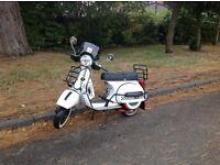 LML Star 4T RS 125cc