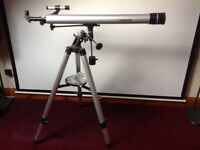 Simmons astronomical telescope with tripod - Model 800476