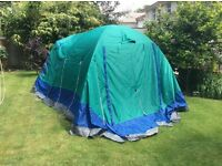 Four person tent