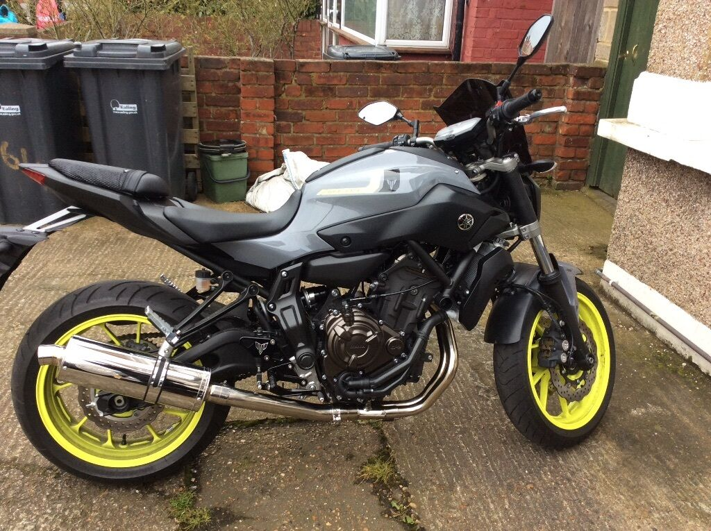 Yamaha Mt For Sale Gumtree Uk