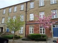 One bed character Apartment Lister Mill Bradford ** No Bond**No Deposit** Available NOW