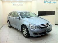 Mercedes-Benz R Class 3.0 R320 CDI SE 7G-Tronic-12 Month MOT+Warranty-£0 DEPOSIT LOW RATE FINANCE