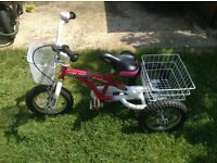 Childs tricycle supa trike