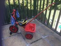 Kids Mud Monster Trike