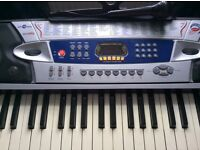 Electronic Keyboard & music stand