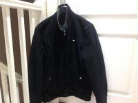 Lacoste Black wool jacket