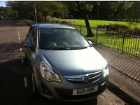 2011 Vauxhall Corsa Ecoflex Excite 1.0 in great condition with full service history