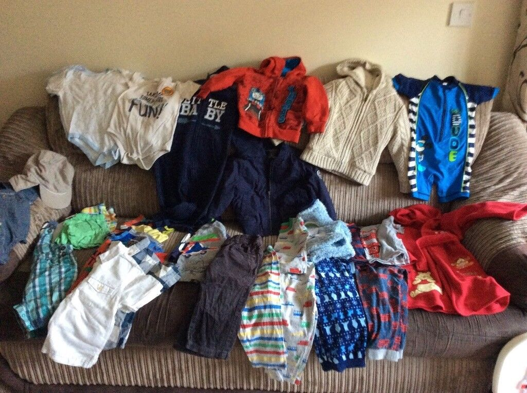 18-24 months boys bundle