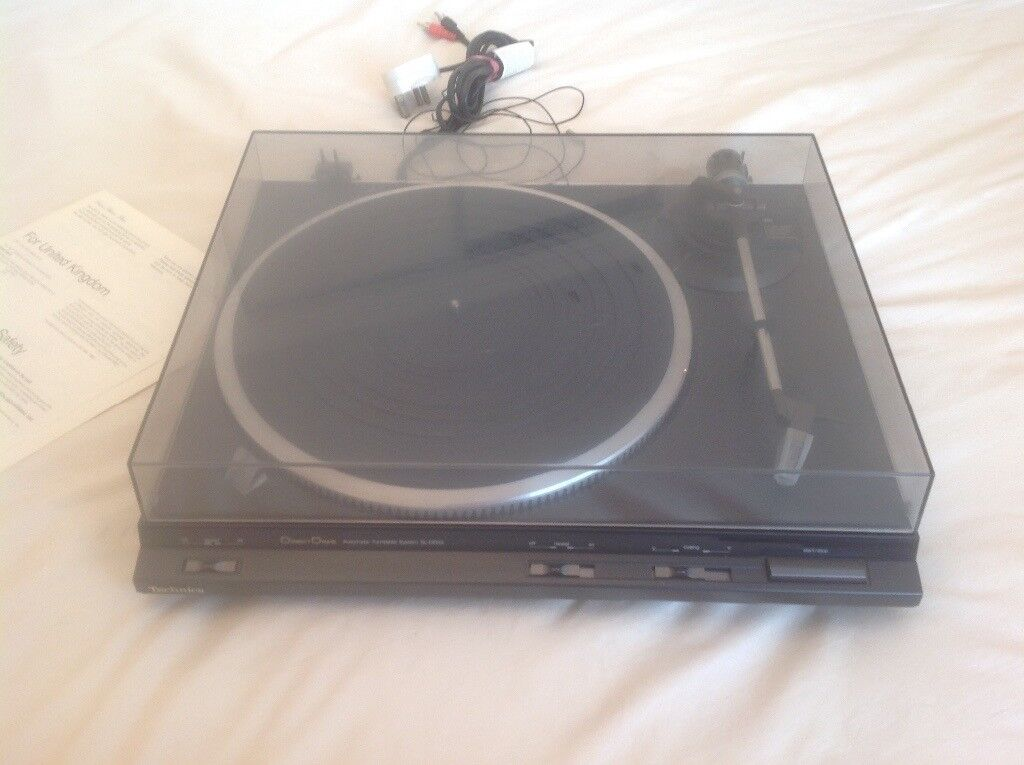 TECHNICS Automatic Direct Drive Turntable System SL-DD33