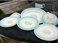 Susie Cooper Production dining tableware crockery set