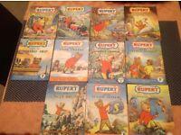 Rupert Adventure Series A Daily Express Publication
