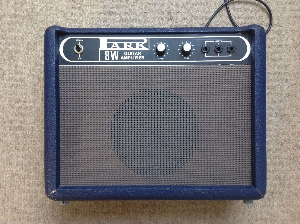vintage 8w park marshall guitar amplifier in sheffield south yorkshire gumtree. Black Bedroom Furniture Sets. Home Design Ideas