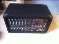 Yamaha Amplifier DJ/Music (Powered Mixer) - 200W AMP