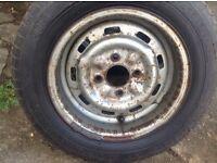 Lotus steel road wheels ???? 2 in this sale.