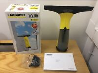 Karcher WV50 Window Cleaning Vac Vacuum Boxed