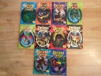 10 Beast Quest Books