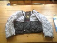 RST motorbike jacket pro series liner size medium