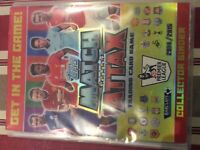 Football & Rugby Trading Cards, Football Sticker Album & DVDs