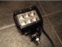 """Cree 4"""" 18W led spot light"""