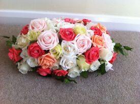 Stunning wedding or party flower arrangement