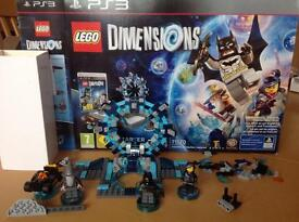 Lego Dimension starter pack for PS3