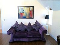 DFS Opera 3 & 2 Seater Sofas For Sale - Excellent Condition
