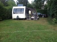 Kamper Ralley Pro 260 Awning 2013 in good condition includes Monsoon poles and Tie Down straps