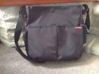 Skip hop changing bag and mat