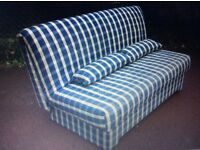 Good quality metal action comfy sofa bed