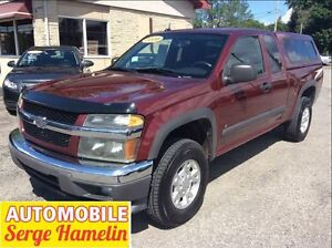 2008 Chevrolet Colorado LT 4x4 air vitres autom