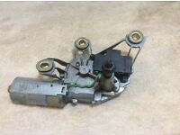 VW golf MK 4 rear wiper motor