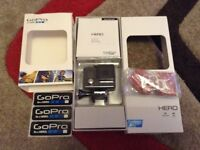Brand New GoPro Hero (only taken out of box and never used)