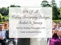 Experienced Wedding Photographer Hampshire ** January Booking Offer**