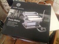 Brand new pasta maker