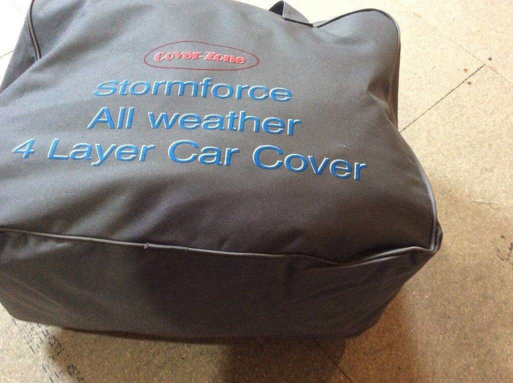 Winter 4 ply cover for BMW Z4