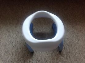 Potette Plus portable potty and toilet seat