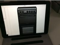 Hotpoint freestanding electric cooker great condition only just over a year old