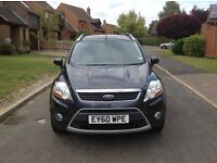Ford Kuga, excellent condition, superb reliability. Full years MOT, tax and service.
