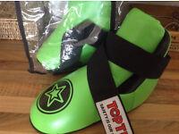 Top Ten Fight Kick Boxing Kicks Foot Protectors Sparring Training Adults