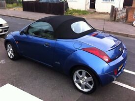Ford Street Ka Convertible MOT Jan 2017