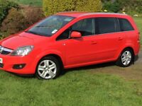 2010 Zafira Energy *** 7 SEATER ***