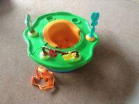 Summer Infant Super Booster Seat Forest Friends