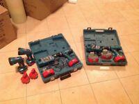 Makita 18V cordles drill two box